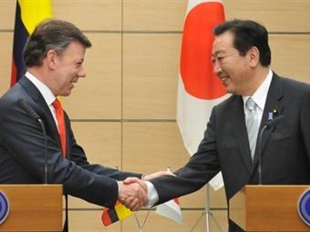 Colombia y Japón en segunda ronda de negociaciones para un TLC
