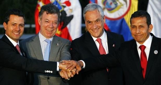La Alianza del Pacífico 'nace' el jueves en Cali