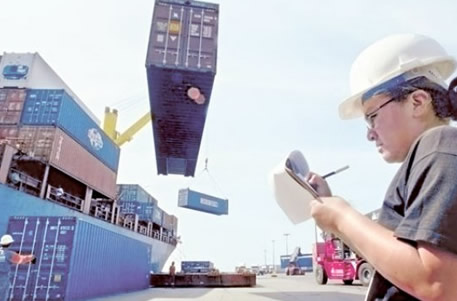 Exportaciones del país cayeron 1,2% en abril de 2013
