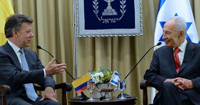 Terminan negociaciones del TLC entre Israel y Colombia