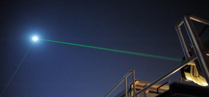 NASA logra que la Luna tenga un ancho de banda de 622 Mbps
