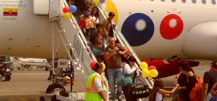 VivaColombia volará desde Cúcuta en 2014