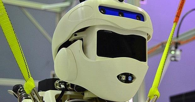 Valkyrie es el nuevo robot humanoide de la NASA