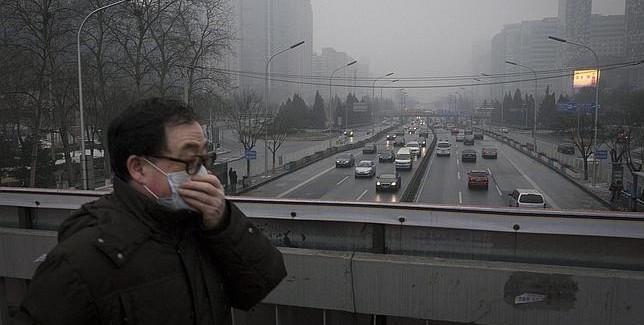 La contaminación pone en jaque a la agricultura china