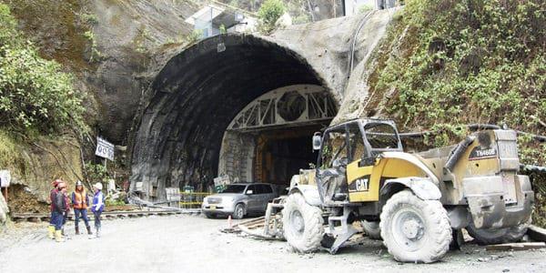 La polémica póliza que tenía el túnel de La Línea
